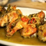 MEXICAN INSPIRED OVEN ROASTED TANGY, FRAGRANT CHICKEN