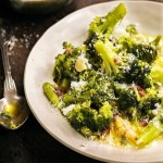Italian Style, Slow-Cooked Broccoli