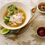Vietnamese Inspired Chicken Soup